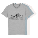 All shapes are beautiful - T-Shirt - groß/gerader Schnitt