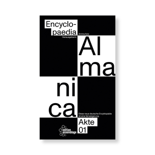 Encyclopedia Almanica | Amina Aziz (Hg.)