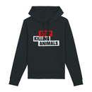 Stop Killing Animals - Kapuzenpullover - medium fit