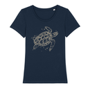 Turtle - T-Shirt - small/waisted cut