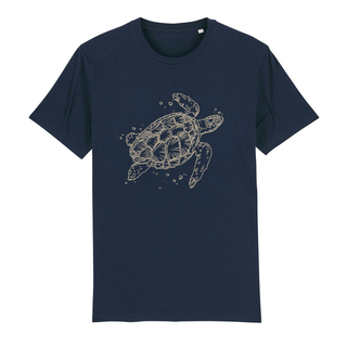 Turtle - T-Shirt - large/loose cut