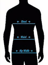 bioracer jersey - so wird gemessen - that's how to measure