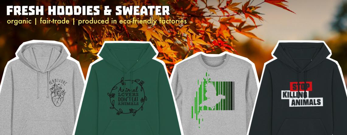 New Hoodies & Sweater