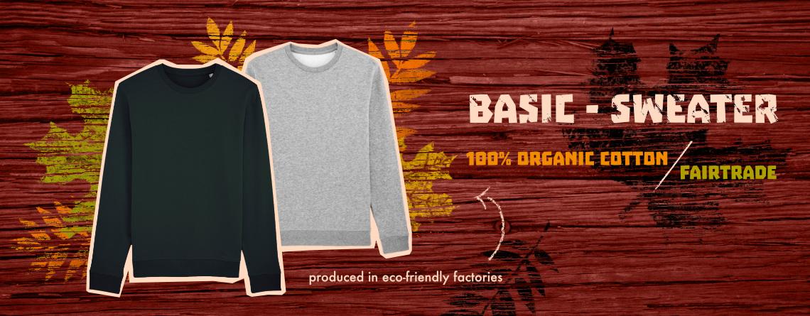 Basic - Crew Neck Sweater