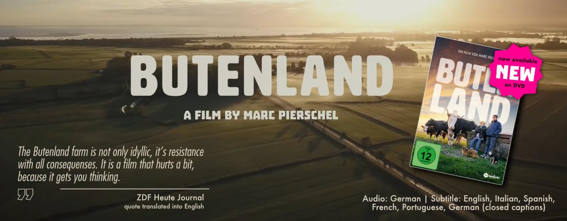 Butenland - DVD